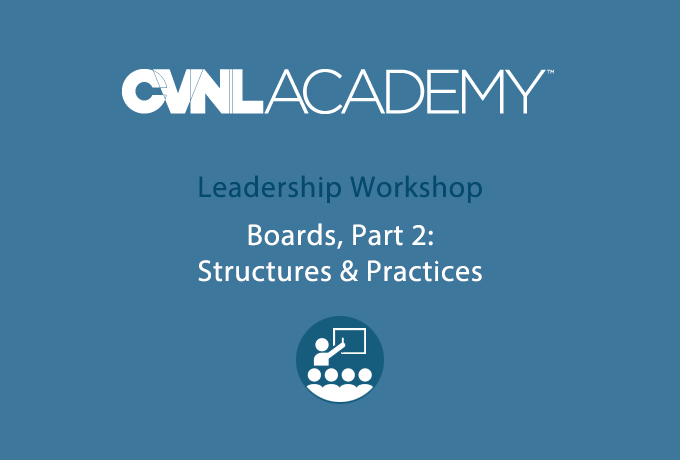 CVNL Leadership Workshop, Structures & Practices — Napa @ CVNL Napa | Napa | California | United States