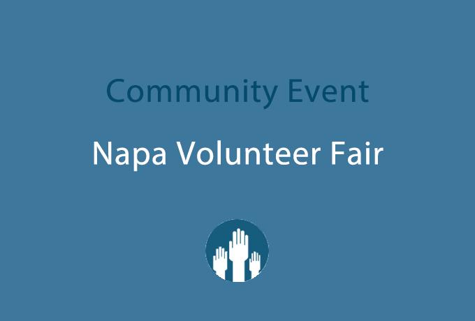 2nd Annual Napa Volunteer Fair @ Fuller Park  | Napa | California | United States