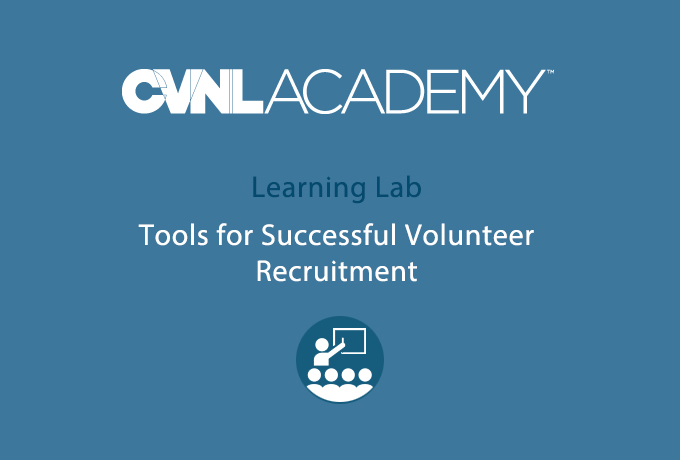 CVNL Leadership Workshop, Volunteer Recruitment — Napa @ CVNL Napa | San Rafael | California | United States