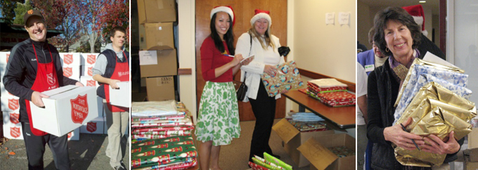 CVNL Press Release: Seven December Holiday Gifts Of Love Volunteer Opportunities To Give Back