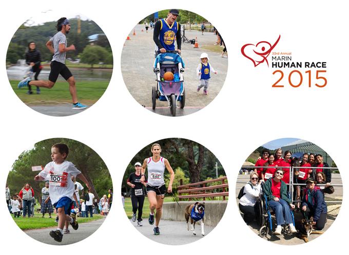 CVNL 2015 Human Race, Impact And Photos