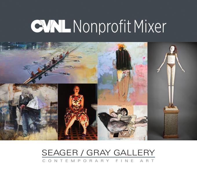 Summer CVNL Nonprofit Mixer, June 9 At Seager Gray Gallery In Mill Valley