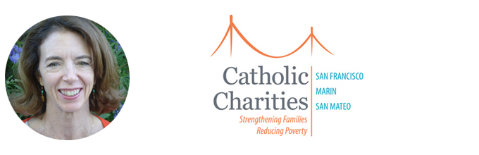 Sue Robbins, Catholic Charities, Executive Placement