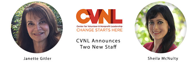 Press Release: Two New Staff Join CVNL