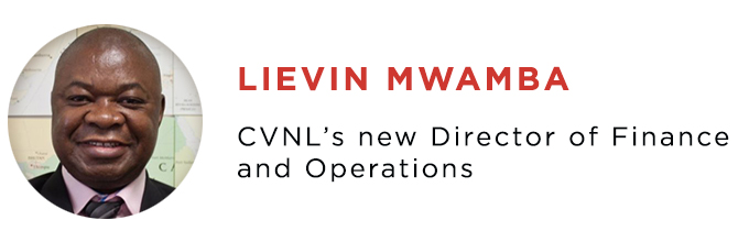 New Director Of Finance And Operations Joins CVNL