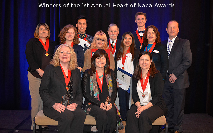 Press Release: 2nd Annual Heart Of Napa™ Awards 