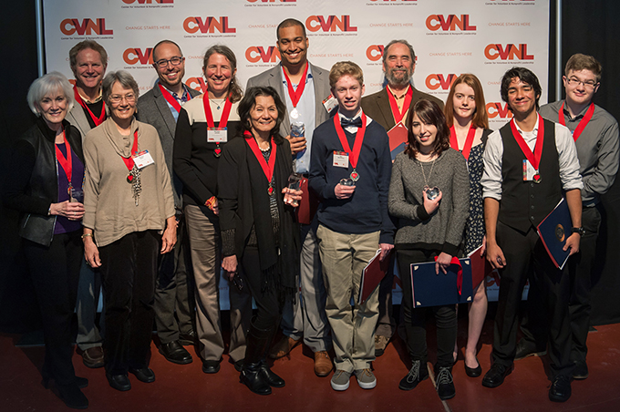 Press Release: CVNL Announces Call For Nominations For The 25th Annual Heart Of Marin™ Awards