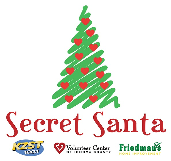 Adopt A Family Christmas Wish List Template.Secret Santa Center For Volunteer Nonprofit Leadership