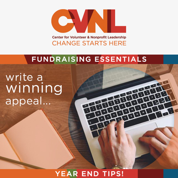 Five Things You Can Do Today For A Successful Year End Appeal