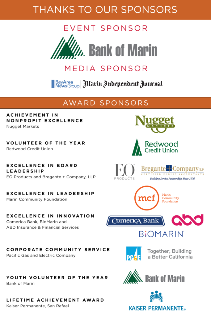 heart of marin sponsors