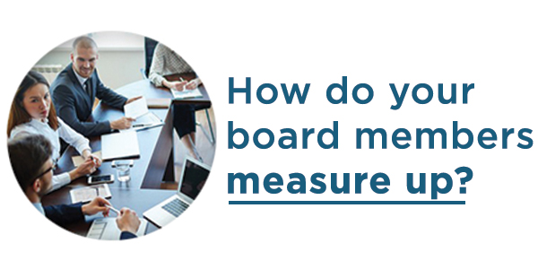 What Makes Effective Board Members