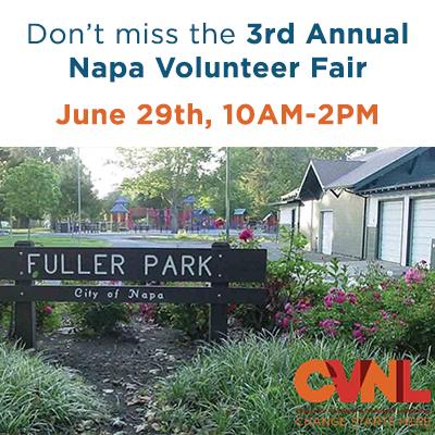 napa volunteer fair