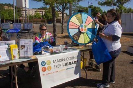 marin volunteer fair