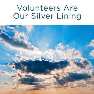 volunteers covid