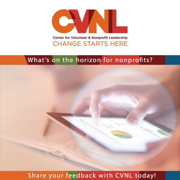 cvnl nonprofit survey