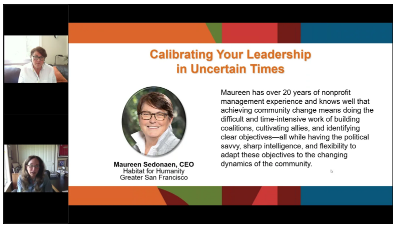 Calibrating Your Leadership in Uncertain Times