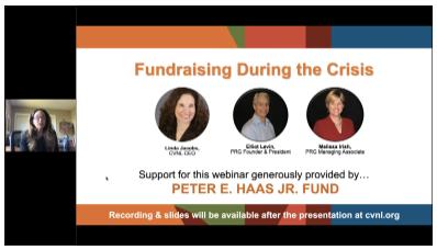 Webinar: Fundraising During a Crisis