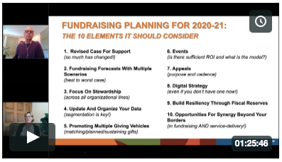 Webinar: Philanthropy's Trends & Tips for your Fundraising