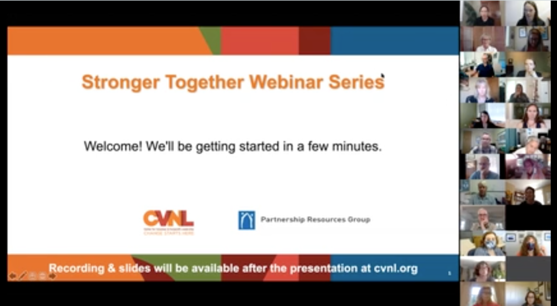 Webinar: Closing an Unforgettable 2020 – Finding the Money