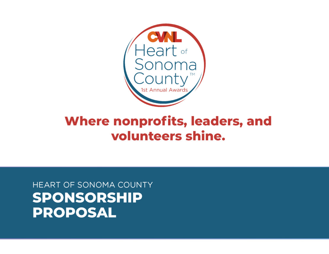 heart of sonoma county sponsorship