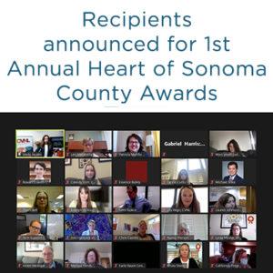 CVNL Heart of Sonoma County Awards