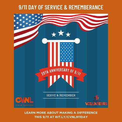 CVNL 9/11 Days of Service