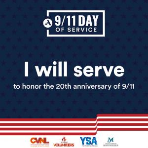 Solano Volunteers 9/11 Days of Service
